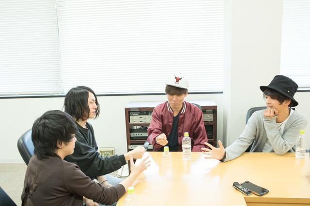 画像12: 『FM OSAKA E∞Tracks LIVE』初開催に向け、ラックライフ×Shout it Outのスペシャル対談が実現!<後編>