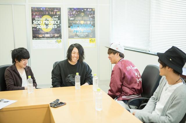 画像5: 『FM OSAKA E∞Tracks LIVE』初開催に向け、ラックライフ×Shout it Outのスペシャル対談が実現!<後編>