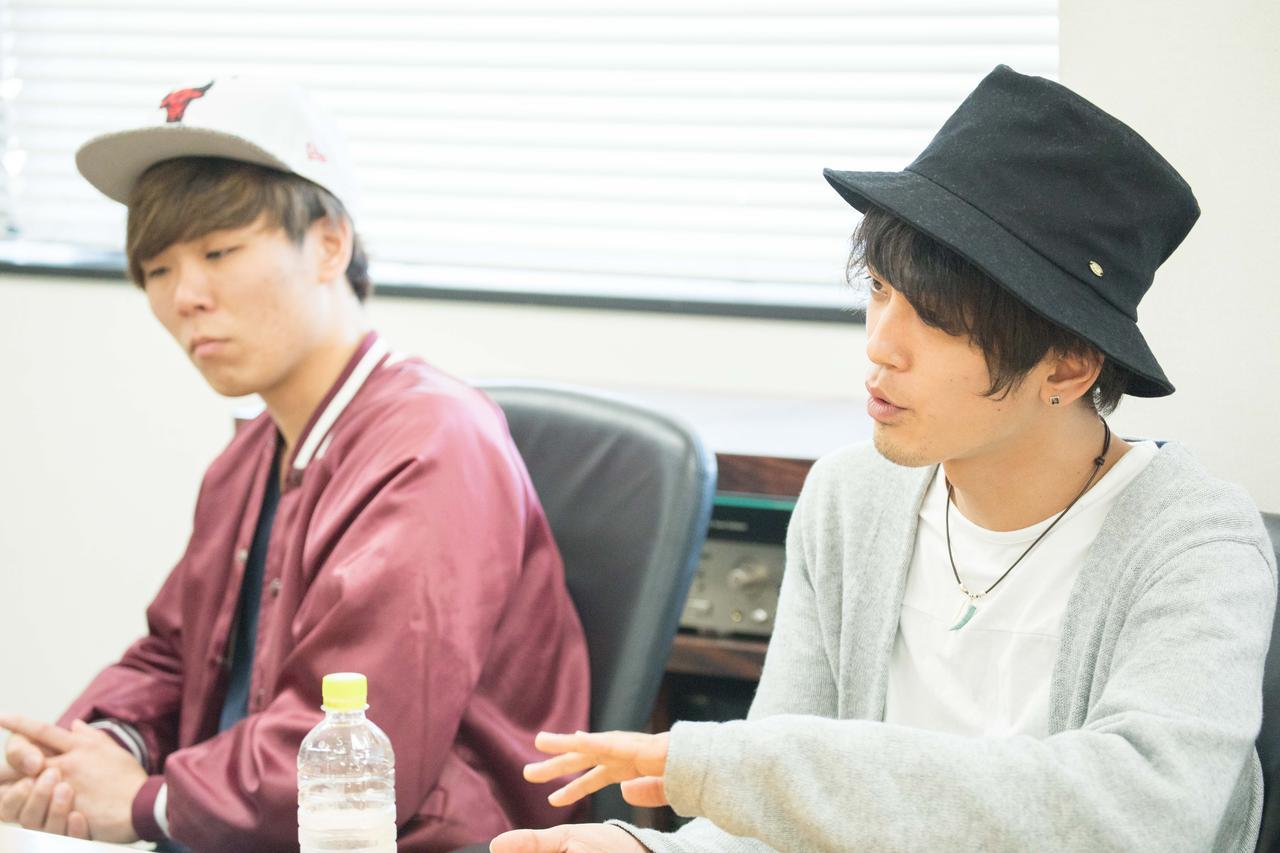 画像1: 『FM OSAKA E∞Tracks LIVE』初開催に向け、ラックライフ×Shout it Outのスペシャル対談が実現!<後編>