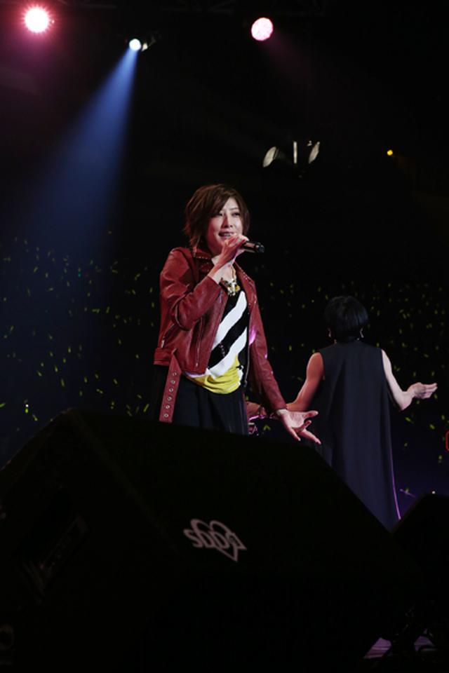 画像: TRF YU-KI
