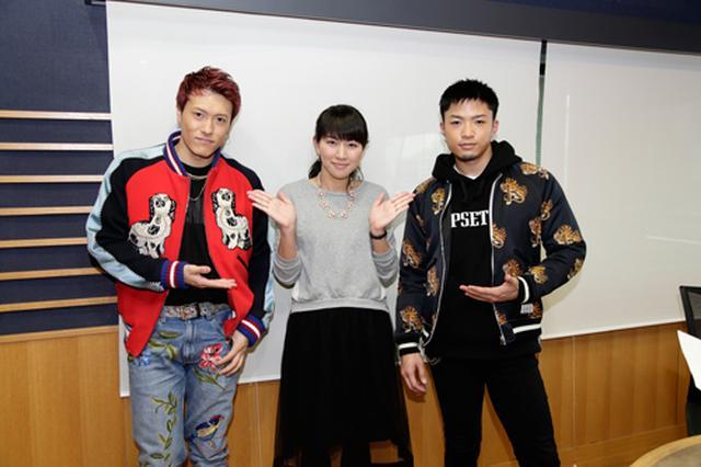 画像8: GENERATIONS from EXILE TRIBE 数原龍友・中務裕太スペシャルトーク&インタビュー!!