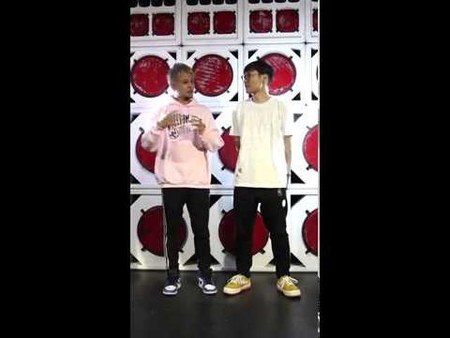 画像: FM OH!タイムテーブル10-12月号 MIYAMO(RISKY DICE)×遠藤淳スペシャルインタビュー!! youtu.be