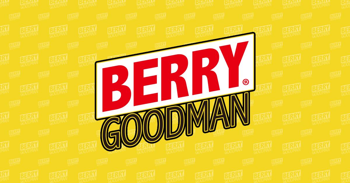 画像: BERRY GOODMAN OFFICIAL WEBSITE