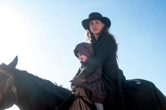 画像1: 「ジェーン」母となったナタリー・ポートマンが主演とともに製作にも乗り出した西部劇