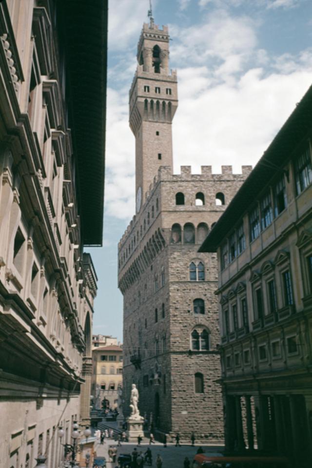 画像: ヴェッキオ宮殿