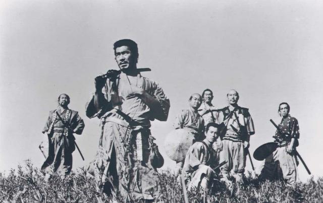 画像: 「七人の侍」©1954 東宝