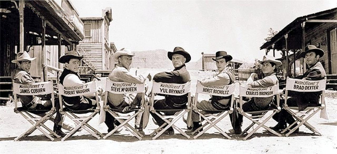 ロバート・ヴォーン死去で「荒野の七人」が全員消滅 Lawrence Motorcycle X Cars