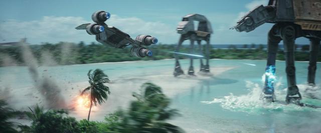 画像: 「SW」新登場のメカも目白押し ©2016 Lucasfilm Ltd. All Rights Reserved.