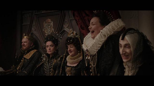 画像: 映画『五日物語ー3つの王国と3人の女ー』予告 youtu.be