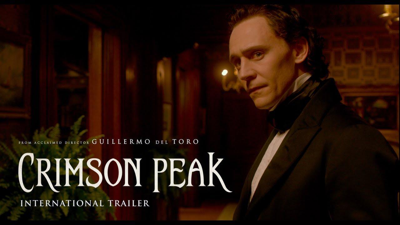 画像: Crimson Peak - Official International Trailer (Universal Pictures) HD youtu.be