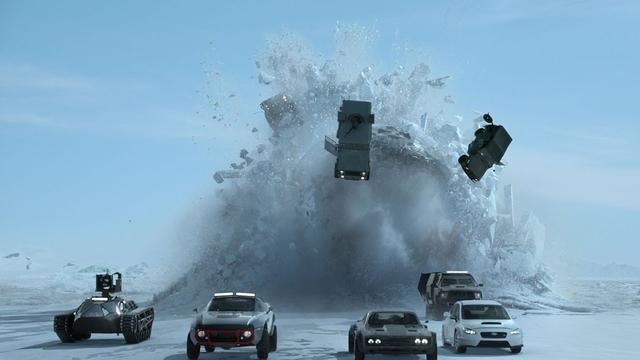 画像: 『ワイルド・スピード ICE BREAK』予告映像 youtu.be