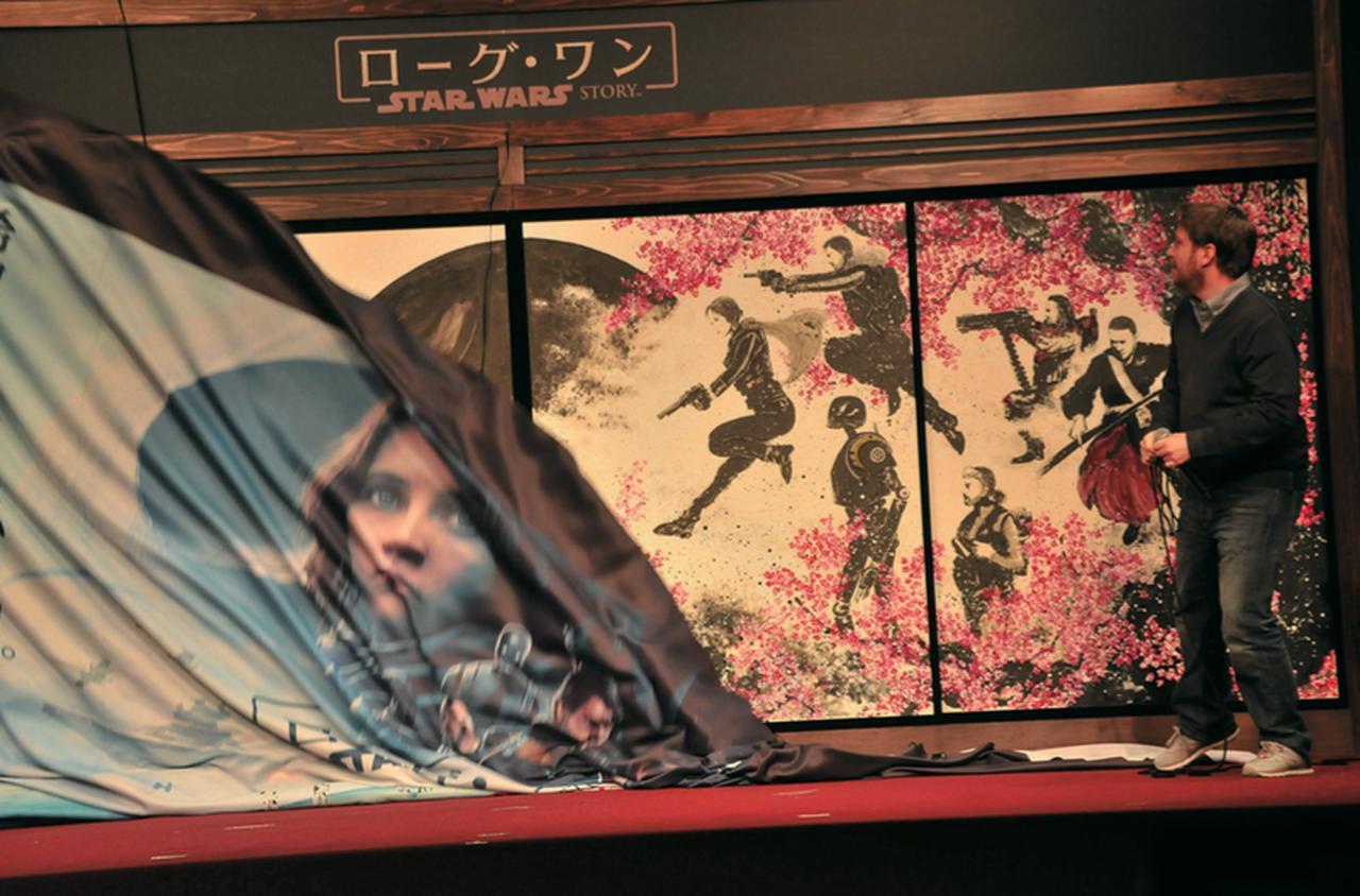 画像2: 「ローグ・ワン/スター・ウォーズ・ストーリー」は、日本の文化に大きな影響を受けていた!!!