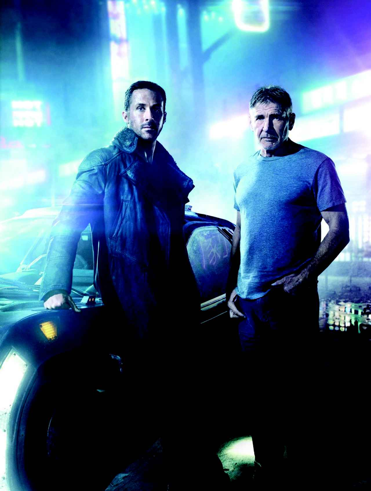 画像: SF映画史上最高の傑作と名高い『ブレードランナー』の続編『ブレードランナー 2049』のツーショット写真が解禁! - LAWRENCE - Motorcycle x Cars + α = Your Life.
