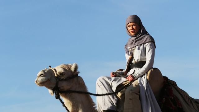画像: 『アラビアの女王 愛と宿命の日々』予告 youtu.be