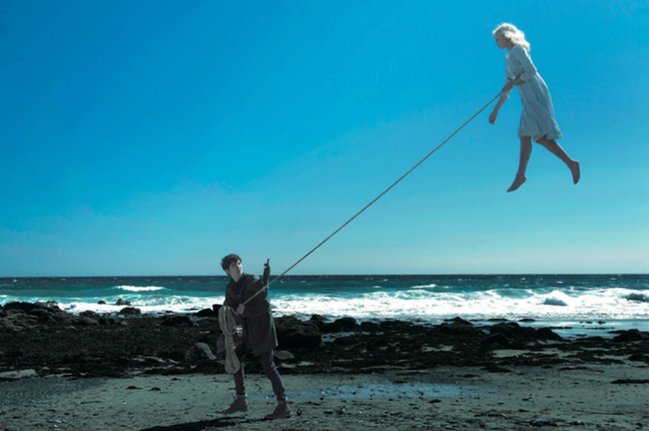画像: ティム・バートンの最新作孤独な少年が奇妙なこどもたちと出会い絆を築いていく冒険ファンタジー映画「ミス・ペレグリンと奇妙なこどもたち」2017年2月3日公開!