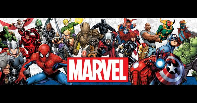 画像: HOME|マーベル|Marvel|