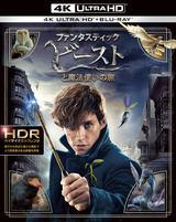 画像: 「ファンタスティック・ビーストと魔法使いの旅」4K ULTRA HD+Blu-ray(ワーナー・ブラザース) © 2016 Warner Bros. Ent. All Rights Reserved.Harry Potter & Fantastic Beasts Publishing Rights (c)JKR.