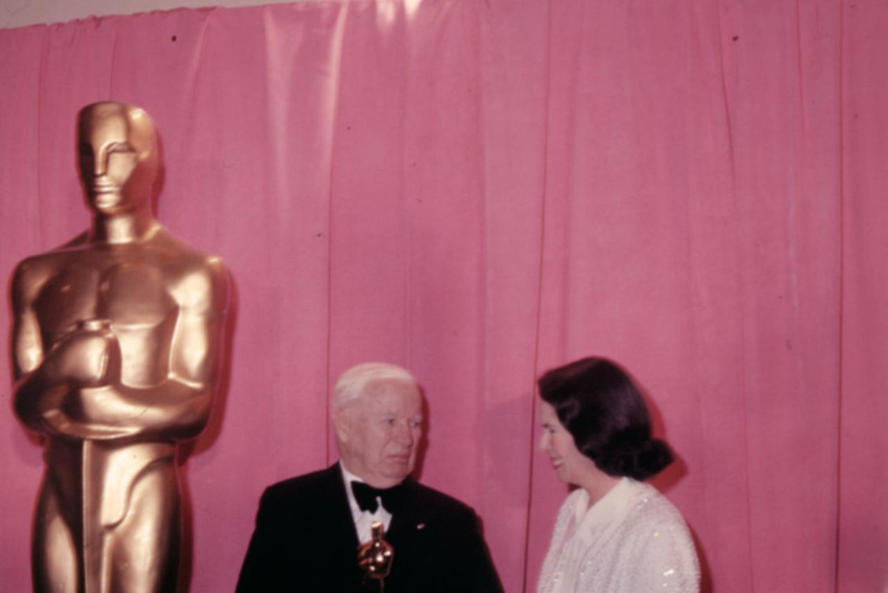 画像: 喜劇王チャップリンに贈られたオスカーには重みがあった