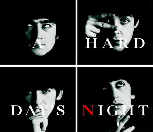 画像: 「A HARD DAY'S NIGHT」(c)HDN, LLC. All RIghts Reserved.