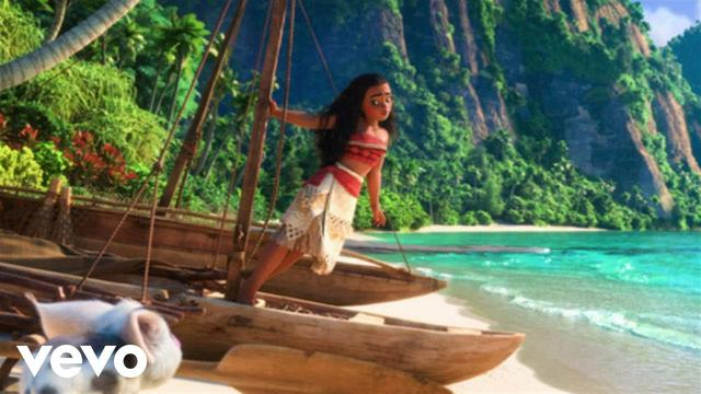 "画像: Various Artists - How Far I'll Go - Heard Around the World (24 Languages) (From ""Moana"") www.youtube.com"