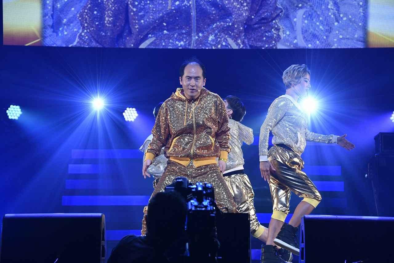 画像: 斎藤司さん、ダンスもすごいんです