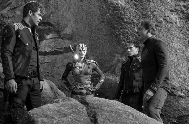 画像: スター・トレック BEYOND (Star Trek Beyond 2016年)