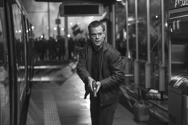 画像: ジェイソン・ボーン (Jason Bourne 2016年)