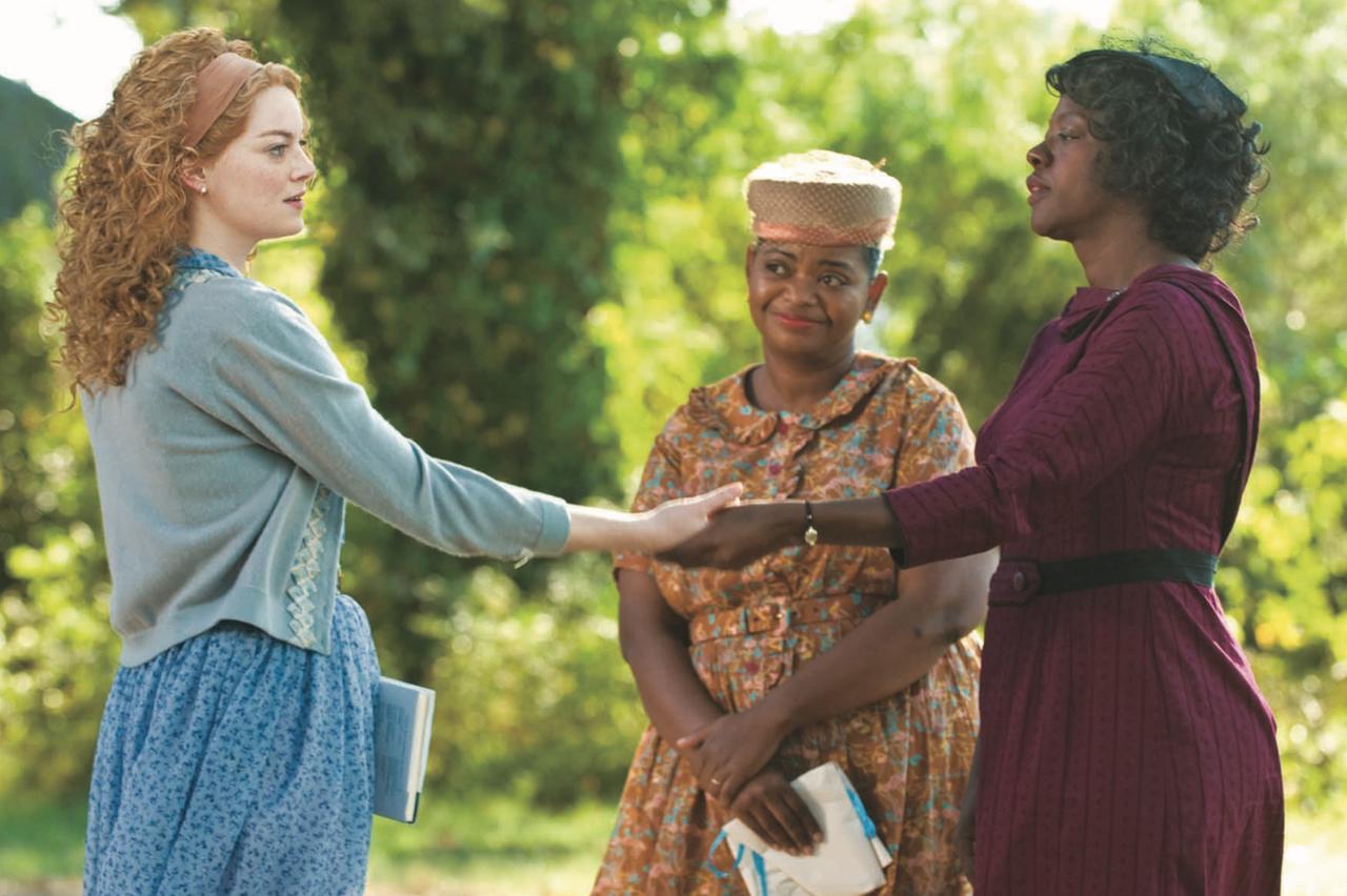 画像: 2011 「ヘルプ/心がつなぐストーリー」 60年代南部の黒人女性たちを描いた「ヘルプ/心がつなぐストーリー」に出演。演技派女優としても存在感をアピール