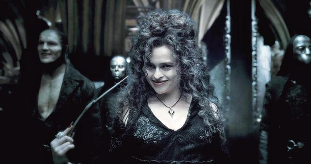 画像: 死喰い人ベラ・レストレンジはリタの子孫(「ハリー・ポッターと謎のプリンス」)