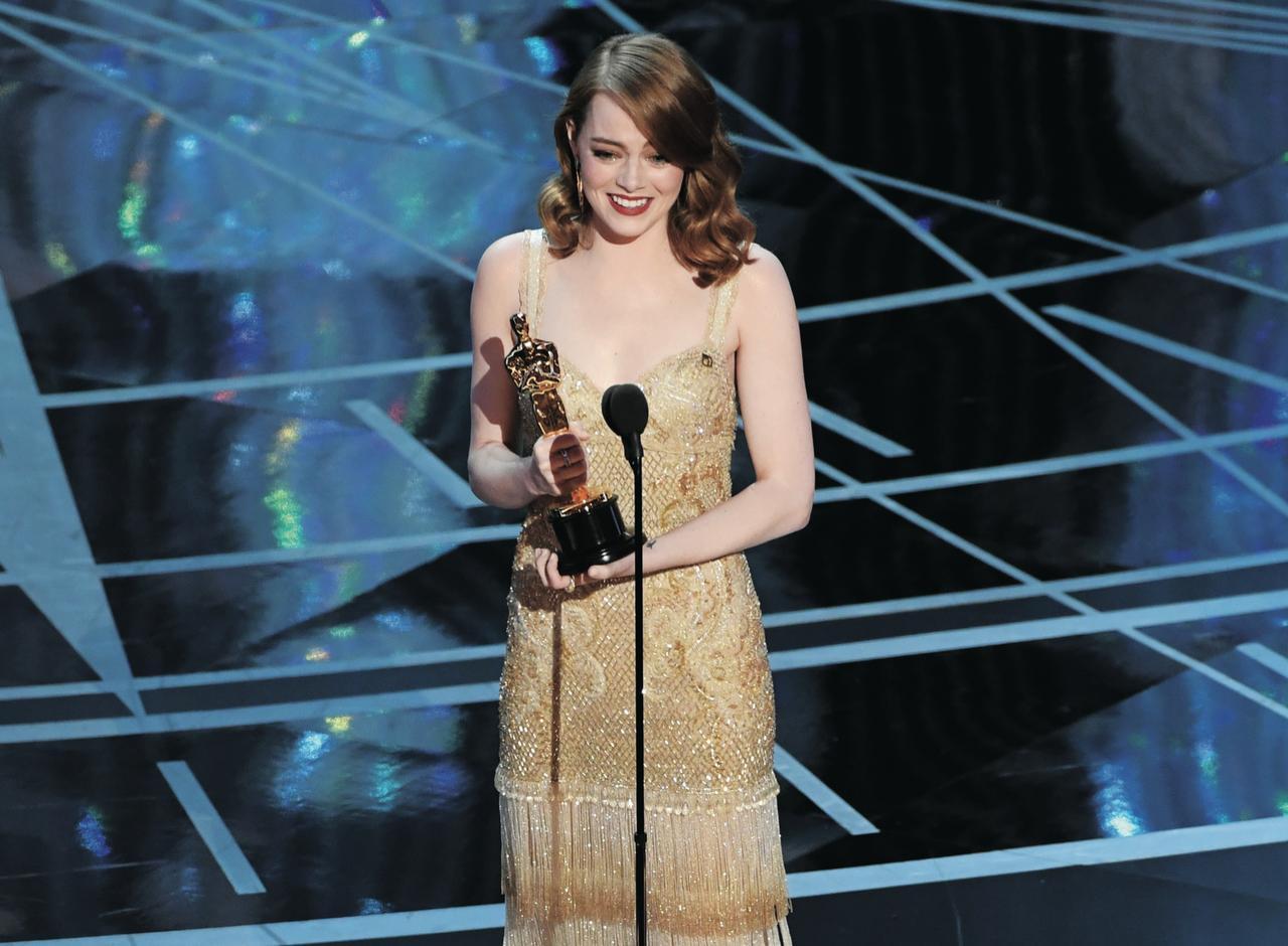 画像: 2017 「ラ・ラ・ランド」でオスカー受賞 2月26日に行なわれた第89回アカデミー賞で主演女優賞を受賞。