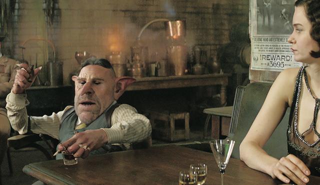 画像: 「ファンタビ」のゴブリンはティナに情報を提供する