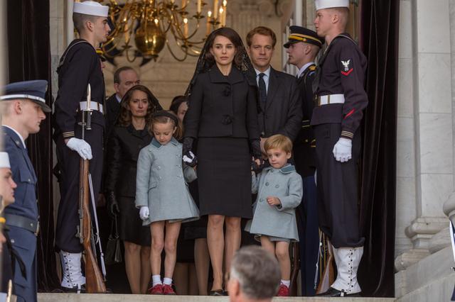 画像: 映画が描くのは夫ジョン・F・ケネディ大統領が暗殺されてからの四日間の出来事