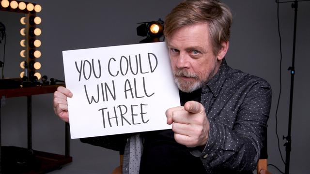 画像: Win the Three Most Epic Star Wars Experiences Ever - Omaze.com