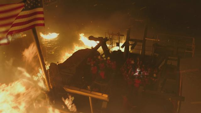 """画像2: """"人災""""だった史上最悪の原油流出事故の真実とは? 「バーニング・オーシャン」2017年4月21日(金)公開"""