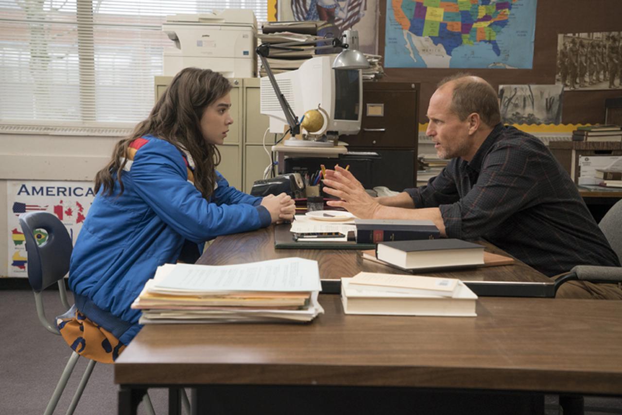 画像: 17歳のネディーンは先生や親を困らせてばかり