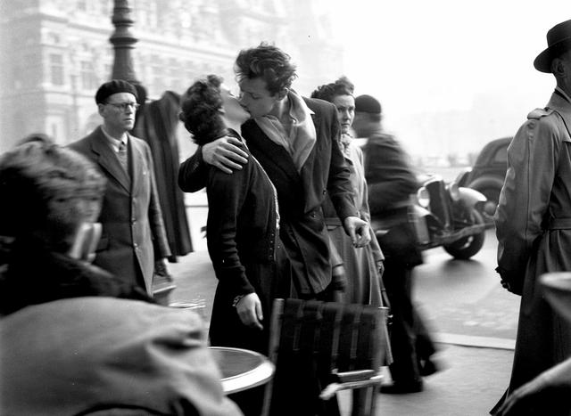 画像1: パリが愛した写真家 ロベール・ドアノー<永遠の3秒>