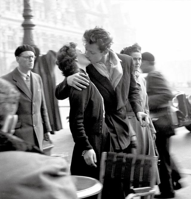 画像: 映画『パリが愛した写真家/ロベール・ドアノー<永遠の3秒>』4月22日(土)東京都写真美術館ホール、ユーロスペース他全国順次公開