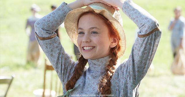 画像: 映画『赤毛のアン』公式サイト