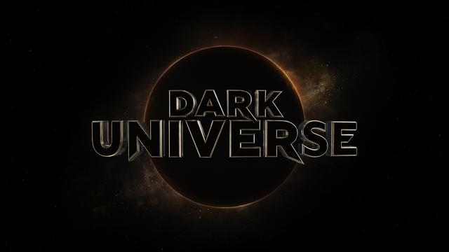 画像: 『ダーク・ユニバース』のロゴマーク
