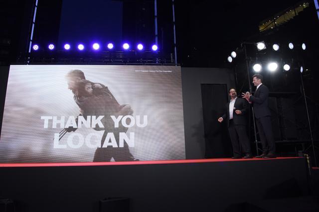 """画像4: """"最後のウルヴァリン""""「LOGAN/ローガン」でヒュー・ジャックマン来日!"""