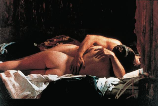 画像: ピアノを介して燃え上がる男女の愛と欲望