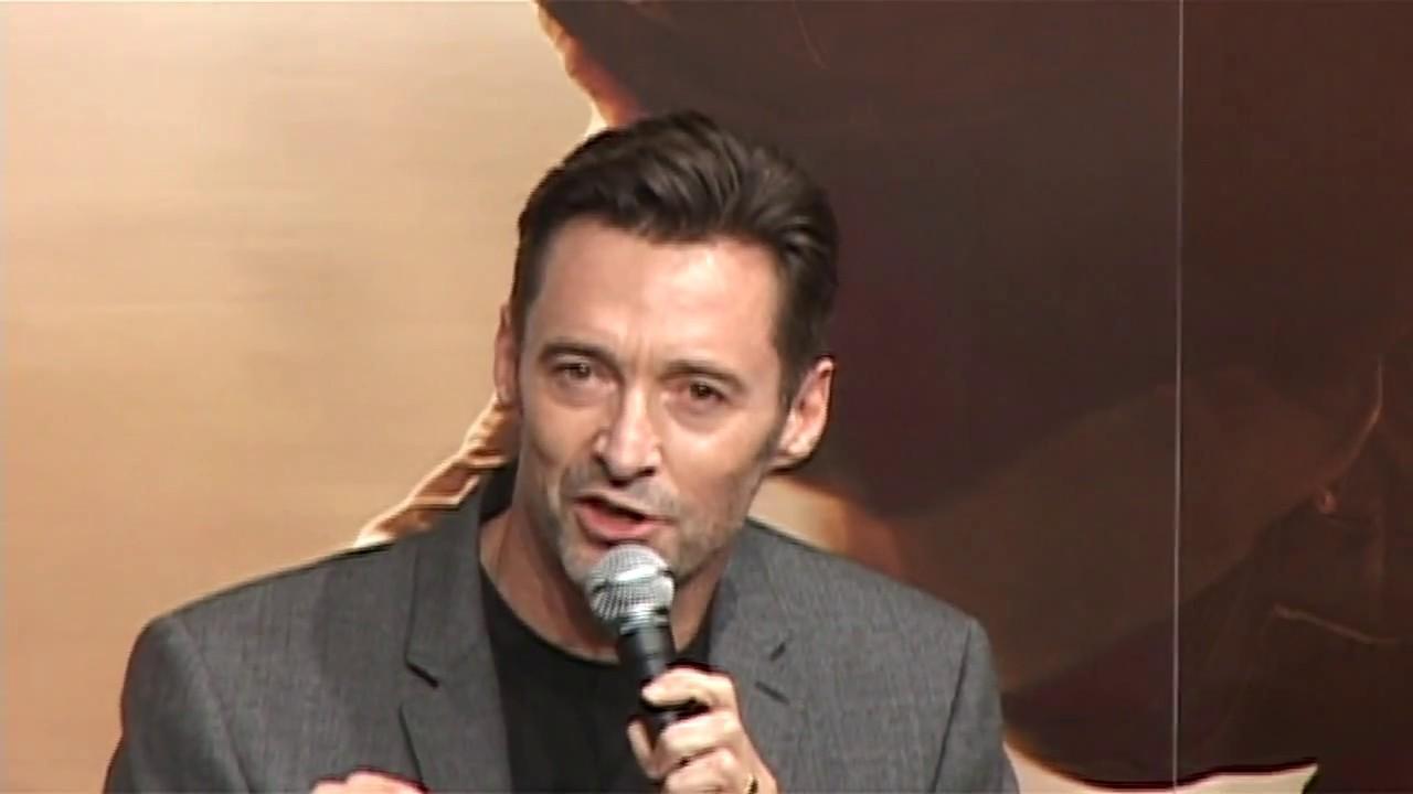 画像: ヒュー・ジャックマン「LOGAN ローガン」来日会見で長きに渡り演じてきたウルヴァリンへの想いを熱く語る! www.youtube.com