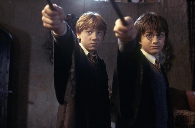 画像: 「ハリー・ポッタと秘密の部屋」