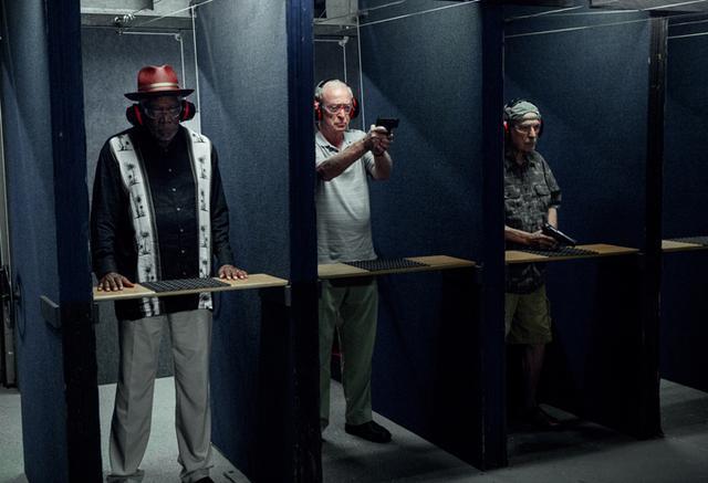 画像3: オスカー名優3人が共演した痛快老人コメディー「ジーサンズ はじめての強盗」6月24日公開!