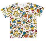 画像: 総柄Tシャツ 1800円 ©ユニバーサル・スタジオ・ジャパン