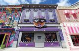 画像: 建物にも仕掛けがいっぱい!「ヴィランズ・ヘッドクォーター」 ©ユニバーサル・スタジオ・ジャパン
