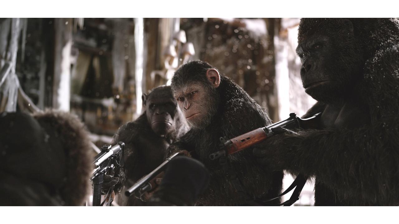 画像: 人気SFシリーズ最新作『猿の惑星:聖戦記(グレート・ウォー)』の予告編公開&10月13日(金)に公開決定!
