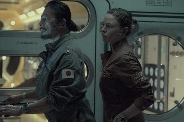 画像: 劇中で家族が登場するのは真田さん演じるショウだけ。故に彼が無事に地球に戻れることを祈らずにはいられません…。