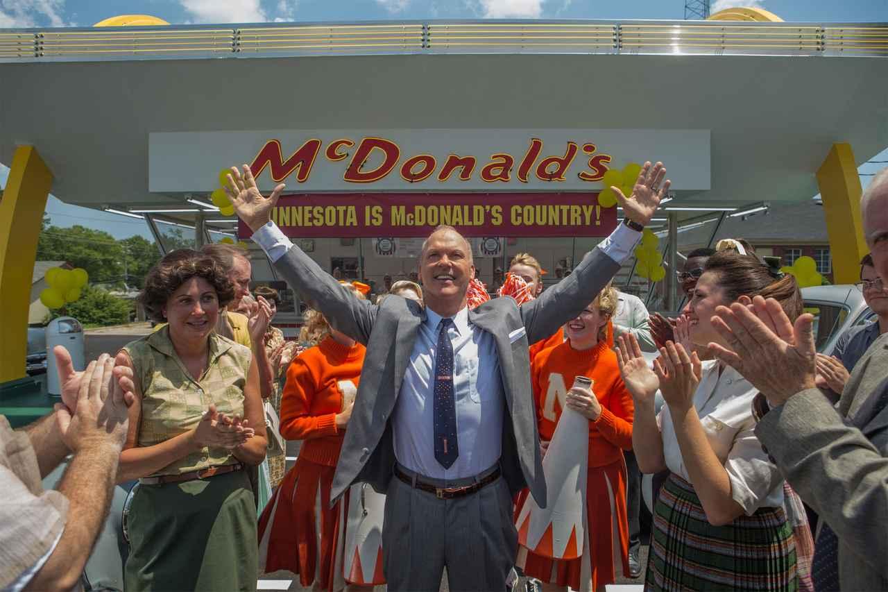 画像: 世界最強のハンバーガー帝国の創業者は英雄か? 怪物か?