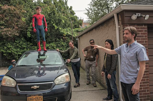 画像: 04 身体能力もリアル・スパイダーマン!